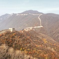 """See 2952 photos and 243 tips from 9311 visitors to 慕田峪长城 Great Wall at Mutianyu. """"A great place to view the wall without the dense crowds, however we. Great Places, Country Roads, Wall, Travel, Viajes, Trips, Traveling, Tourism, Vacations"""