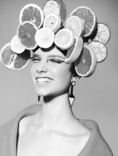 Fruits Hat
