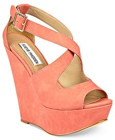 Steve Madden Womens Shoes, External Wedge Sandals - Espadrilles & Wedges - Shoes - Macys