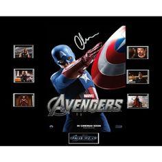 Avengers Film Cell Presentation  Captain by Everythingbutthatcom, £9.99
