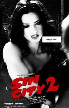 sin city 2 - Google Search Sin City 2, Sin City Movie, Cinema Posters, Film Posters, Good Girl, Frank Miller Art, Anthology Film, Tv Movie, Femmes Les Plus Sexy
