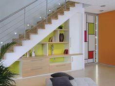 1000 id es sur le th me sous les escaliers sur pinterest - Idee de rangement sous escalier ...
