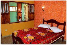 detalle de la habitación 1. Cuba, Patio Interior, Prado, Trinidad, Bed, Furniture, Home Decor, Environment, House Decorations