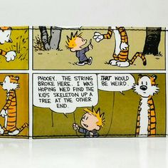 All stocked up on Calvin and Hobbes. Get them while they last.