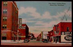Union City TN - my birthplace