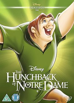 The Hunchback of Notre Dame (1996) For mini book charm