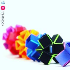#Repost @treatstock  Harvard researchers have designed a new foldable self-actuated 3D material that was inspired by an origami technique called snapology and is completely scalable so it could be used to make anything from surgical stents to portable pop-up domes for disaster relief efforts. When folded flat the total volume of the material is reduced by up to 100-fold and is able to withstand the weight of an elephant before popping right back up ready for the next task. How cool is that?…