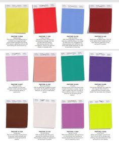 Confira as 16 cores que são apostas da Pantone para 2018 | CASA CLAUDIA