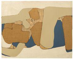 arthentique: Conrad Marca-Relli - FIGURE (M-9-73), 1973