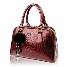 The major suit party package crocodile Tote Bag