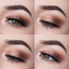 Smokey Peach Eyes. | Gemma Louise // Beauty & Lifestyle Blog