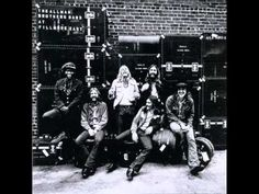 "The Allman Brothers Band - Whipping Post ( At Fillmore East,  1971 )  ""She took all my money, Wrecks my new car, Now she's with one of my good time buddies, They're drinkin' in some cross town bar, Sometimes I feel like, I've been tied to the whipping post…"""