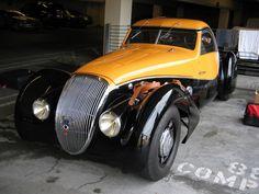 1938 Peugeot Darlmat 402 Pourtout Coupé