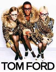 2ba116021651 Tom Ford Fall Winter 2013 Ad Campaign Fashion Articles