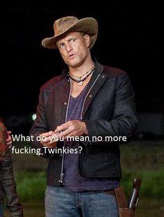 Zombieland Twinkie