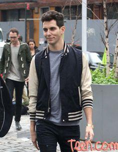 Kristen Stewart wearing Baseball Jacket | Celebrities wearing