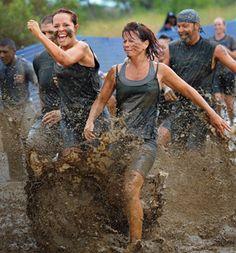 Top Tips for the First-TIme Mud Runner! #toughmudder #hellrunner #running