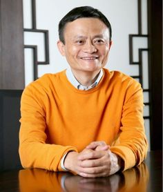 """""""As a leader, you should never complain."""" - Jack Ma, founder of Alibaba Jack Ma Alibaba, Celebrity Drawings, Business Inspiration, Men Sweater, Celebrities, People, Sweaters, Wisdom, Inspirational"""