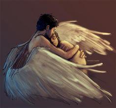 Resultado de imagem para anjos homens