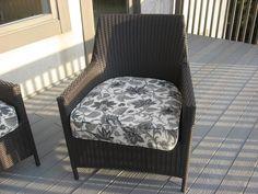 Corded Chair Cushion - Galena, Ohio