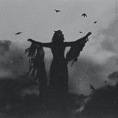 New dark art macabre witches Ideas Coven, Creepy, Art Noir, Season Of The Witch, Witch Aesthetic, Neon Aesthetic, Gothic Aesthetic, Arte Horror, Dark Photography
