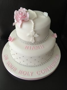 Holy Communion Cake                                                                                                                                                                                 More