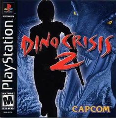 Complete Dino Crisis 2 - PS1 Game