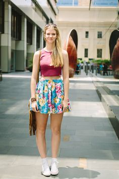 Snapping Brisbane's style on the street.http://bmag.com.au/style-wellbeing/fashion-news/2014/02/24/snapped-street/