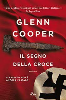 RECENSIONE: Il segno della croce di Glenn Cooper  http://libricheamore.blogspot.it/2016/11/recensione-il-segno-della-croce-di.html
