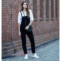 Denim Overall by Whaelse.com