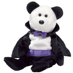 TY Beanie Baby - COUNT the Halloween Bear (9 inch)