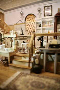 dollhouse, dollhouse laboratory, nukkekoti