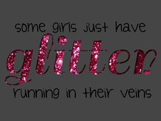 We all have that sparkle inside ;)