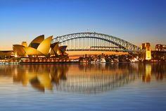 10 Locais Românticos para Pedir em Casamento - Sydney Harbour Bridge