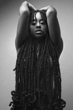 Photo by Nerissa Irving #dreads