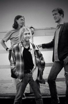NIRVANA, 8/10/93, Seattle I had become a mother in Nov. 1992 to my only child! I was 26 yrs. old dw