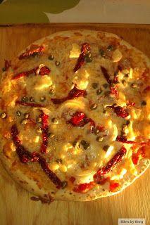 Bites by Berg: Pizza Mediterranea