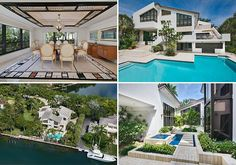 A waterfront mansion in the Gables Estates neighborhood traded hands for $7.45 million, or about $730 per square foot. ‪#‎CoralGables‬ ‪#‎Miami‬ ‪#‎realestate‬
