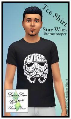 Tee shirt Stromtrooper Star wars