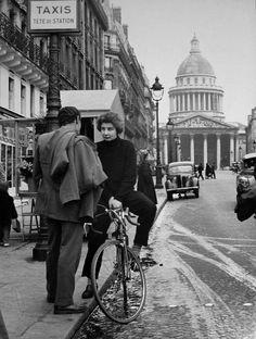 Paris 1950 Photo: Willy Ronis