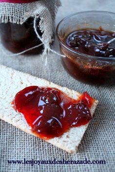 confiture de raisins