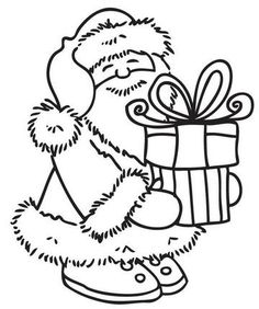 oil pastel coloring pages | 55 Best Christmas Stamps images | Christmas colors ...