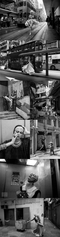 Elyse Sewell for 《Prive Asia》, by Baldovino Barani