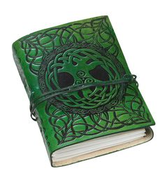tree of life leatherbound journal