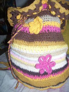 Reciclando lanas sobrantes