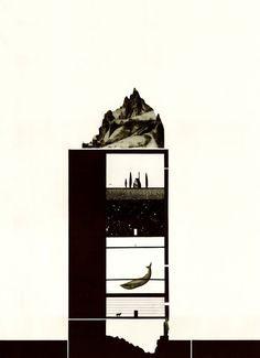Galeria de Arquiteturas fantásticas: as ilustrações de Bruna Canepa - 36