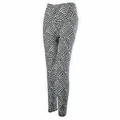 Zebra Print Leggings Black and White $9.99 Print Leggings, Black Leggings, Zebra Print, Black And White, Spring, Pants, Fashion, Printed Leggings, Trouser Pants