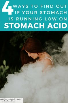 Contrary to popular belief, heartburn, GERD and acid reflux are most often caused by the lack of stomach acid not by too much of it. The low stomach acid has some serious risks and affects the work of the whole GI tract system and therefore of the whole body.