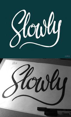Typography Mania #195 | Abduzeedo Design Inspiration