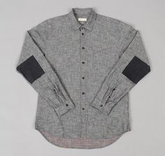 love the look of this elbow patch shirt, hate the price. #fashions